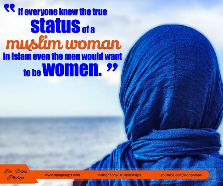 islamic quotes on women rights in islam