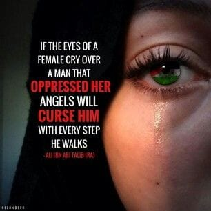 islamic quotes on women rights