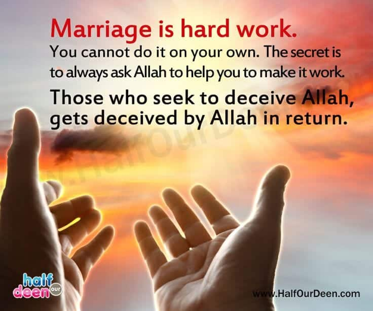 50 Best Islamic Quotes About Marriage