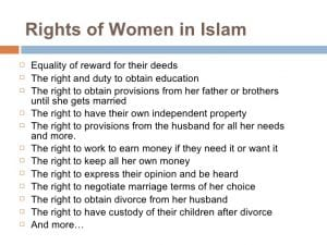 quotes about women rights